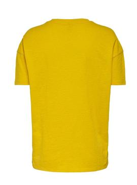T-Shirt Only Gia Yellow Woman