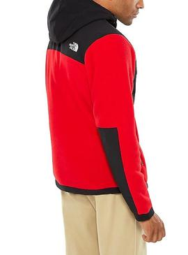 Jacket The North Face Denali Red