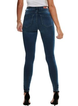 Jeans Only Royal HW BJ13964 Dark Woman