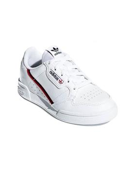 Sneaker Adidas Continental 80 White