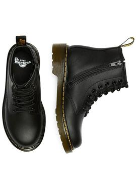 Bootss Dr Martens 1460 Softy Black Kids