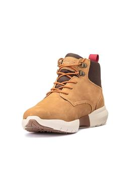 Bootss Levis Alpine Nubuck Camel For Man