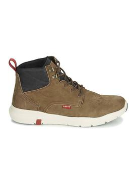 Bootss Levis Alpine Brown For Man