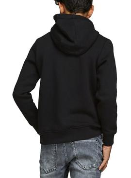 Sweatshirt Jack and Jones Pablo Black Boy