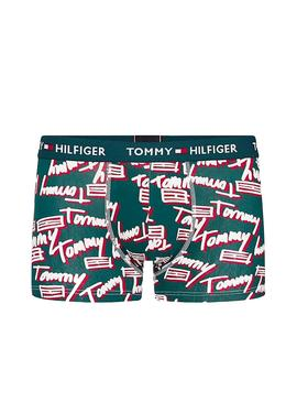 Boxer Tommy Hilfiger Flag Green For Man