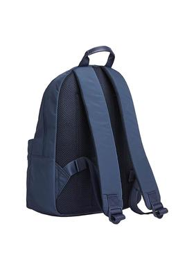 Tommy Hilfiger TH Blu Navy Backpack For Boy and Gi