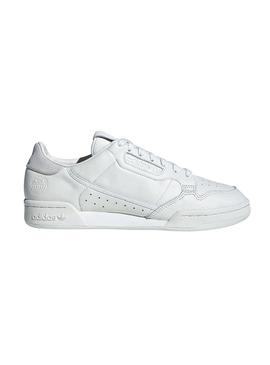 Sneaker Adidas Continental 80 White Man