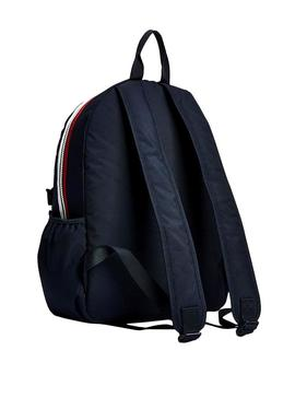 Tommy Hilfiger Core Blue Boy and Girl backpack