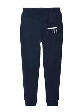 Name It Banditto Blu Navy Pant for Boy