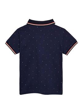 Polo Shirt Mayoral Storm Print for Boy