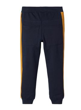 Pants Name It Voltano Blu Navy for Boy