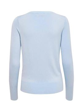 Jesey Only Venize Light Blue For Woman