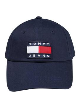 Cap Tommy Jeans Heritage Navy For Man