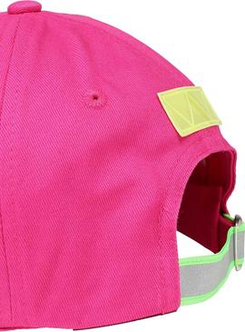 Cap Tommy Jeans Heritage Pink For Woman