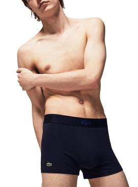 Pack Lacoste 3 Signature Short boxers For Man