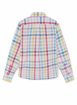Shirt Hackett Checked Multicolor For Boys