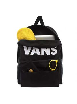 Backpack Vans Old Skool Black Boy and Girl