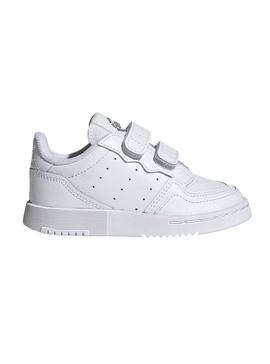 Sneaker Adidas Supercourt White Boy and Girl