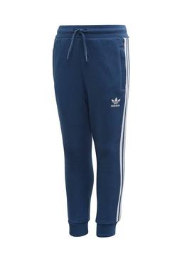 Tracksuit Adidas BG Trefoil Crew Blue For Boys