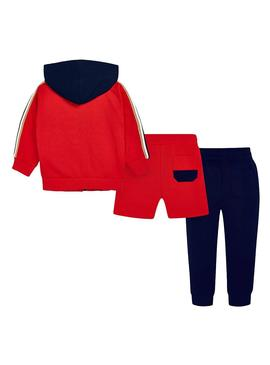 Tracksuit Mayoral 2 Pants Red For Boy