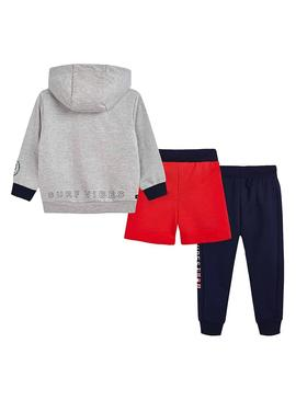 Tracksuit Mayoral 3 Pieces Gray For Boy