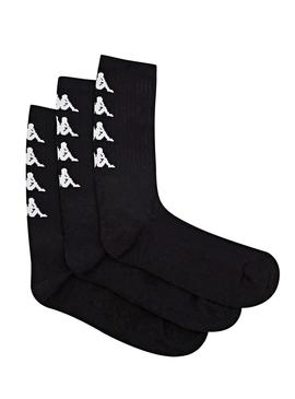 Socks Kappa Amal Black Women and Men