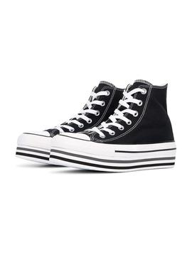 Converse Chuck Taylor Platform High Black Women