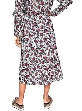 Skirt Pepe Jeans Mimi Floral For Women
