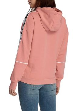 Sweatshirt Fila Tavora Hoody Pink For Women