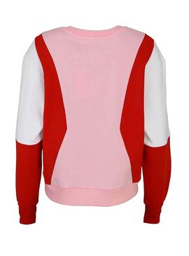 Sweatshirt Calvin Klein Jeans Colorblock For Women