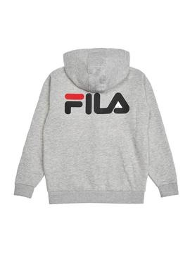 Sweatshirt Fila Basic Gray for Boy and Girl