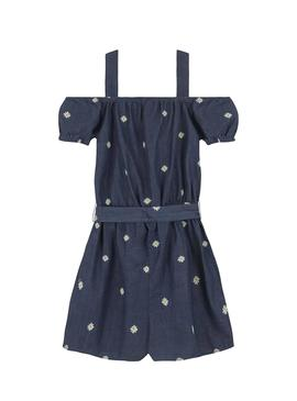 Jumpsuit Mayoral Margaritas Blue for Girl
