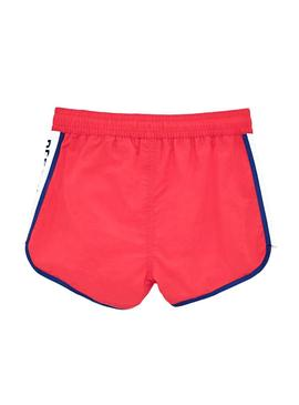 Swimsuit Pepe Jeans Filo Red for Boy