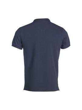 Polo Jott Cherbourg Blue Blu Navy to Man