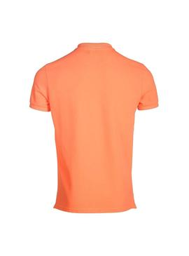 Polo Jott Cherbourg Orange for Man