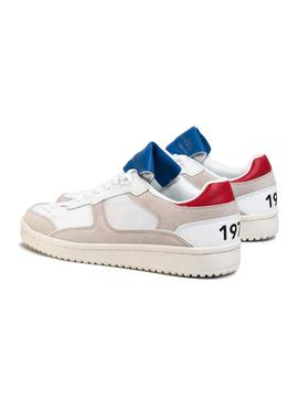 Sneaker Pepe Jeans Kurt White for Man