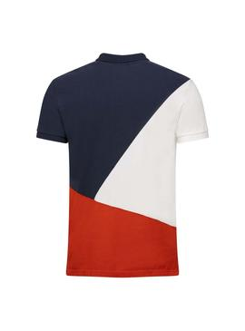 Polo Jott Cherbourg Color Block for Man