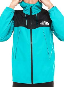 Jacket The North Face 1990 Turquoise for Man