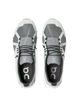 Sneaker ON Running Cloud Gray for Men