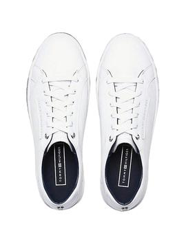 Sneaker Tommy Hilfiger Sequin White for Woman