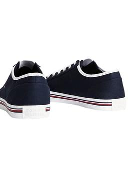 Sneaker Tommy Hilfiger Core Blue for Man