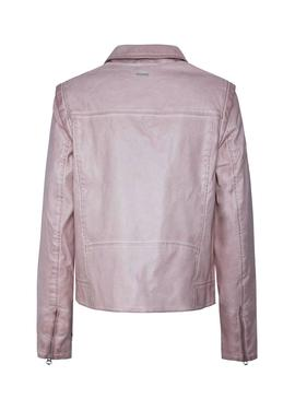 Jacket Pepe Jeans Pina Rosa for Woman