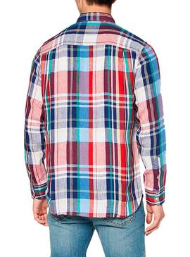 Shirt Pepe Jeans Of which Red for Man