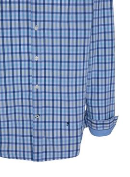 Shirt Pepe Jeans Alvin Blue for Man
