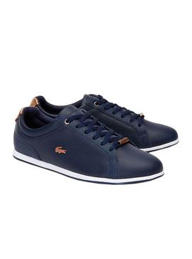 Sneaker Lacoste Rey Blue Blu Navy for Woman
