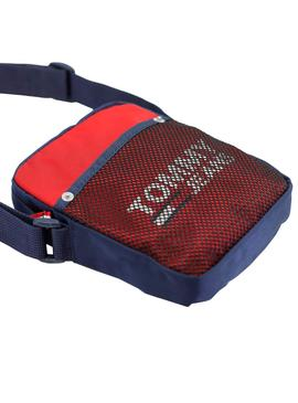 Handbag Tommy Jeans Cool City Red for Man