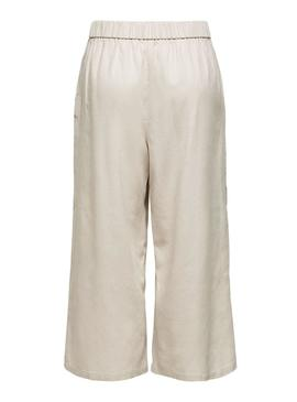 Pants Only Carisa Beige for Woman