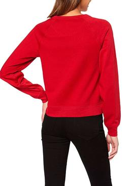 Sweatshirt Only Rolling Red for Woman