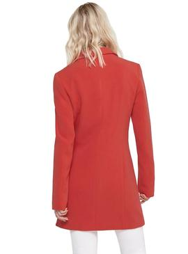 Blazer Only Savannah Red for Woman