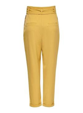 Pants Only Sica Yellow for Woman